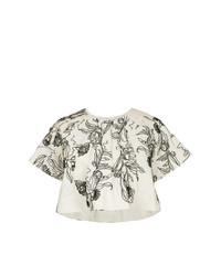 Aje Billa Cropped T Shirt