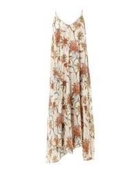Zimmermann Keeper Floral Print Maxi Dress