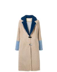 Saks Potts Febbe Shearling Coat