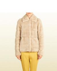 Gucci Mink Fur Coat