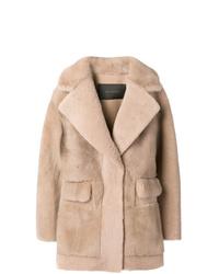 Blancha Shearling Overcoat