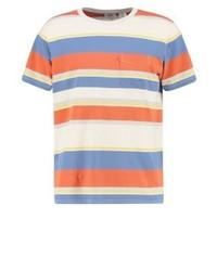 Orange tab pocket tee print t shirt orangemarshmallow medium 4204317