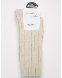 Jonathan Aston Tranquil Slouch Boots Socks
