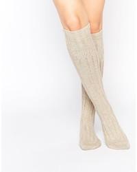 Jonathan Aston Tranquil Slouch Boots Socks