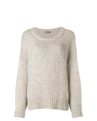 N.Peal Oversized Side Split Jumper