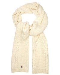 Cable knit scarf medium 799386