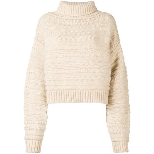 676cd5896fc £280, Barena Chunky Knit Jumper
