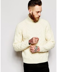 Levi's Levis Vintage Cable Turtle Neck