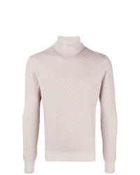 Tagliatore Roll Neck Sweater
