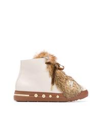 Baldinini Embellished Ankle Boots