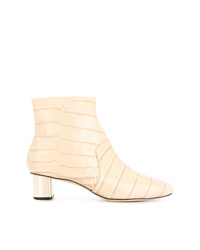 Nanushka Embossed Style Boots