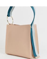 Inyati Circle Handle Detail Cross Body Bag