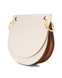 Marni Woven Strap Detail Shoulder Bag