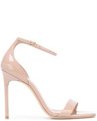 Saint Laurent Amber Ankle Strap 105 Sandals