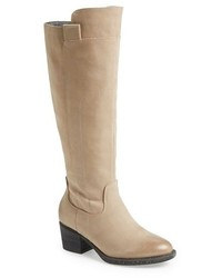 Berino leather knee high boot medium 123103