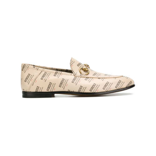 550896ee826034 ... Gucci Apollo Stamp Loafers ...