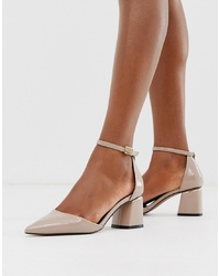 ASOS DESIGN Pointed Mid Heels
