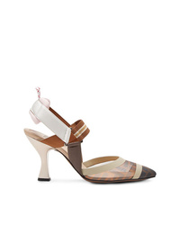 Fendi Slingback Court Shoes