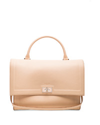 Givenchy Medium Waxy Leather Plexi Shark