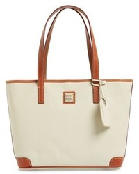 Dooney & Bourke Charleston Pebble Grain Collection Water Resistant Tumbled Leather Shopper