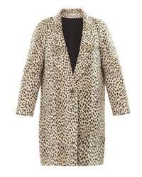 Diane von Furstenberg Britta Coat
