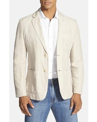 Milano lino cotton linen sport coat medium 223807