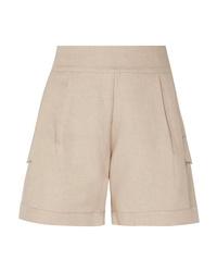Matin Linen Shorts