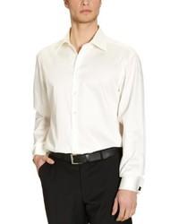 20969312 Ben Uma Classic Long Sleeve Shirt Off White 38