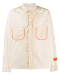 Heron Preston Parachute Loose Fit Shirt