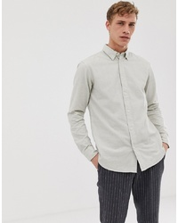 Selected Homme Regular Fit Brushed Cotton Shirt