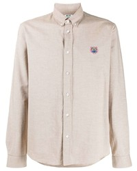 Kenzo Tiger Button Down Shirt