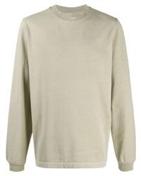 1017 Alyx 9Sm Boxy Fit Longsleeved T Shirt