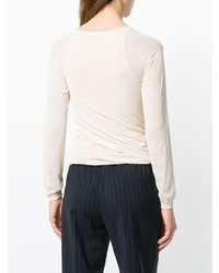 Lemaire Stretch Fit T Shirt