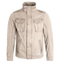 Summer jacket quarry beige medium 3839675