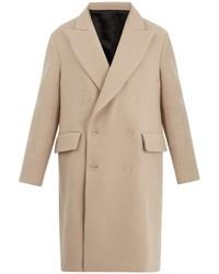 Beige Overcoat