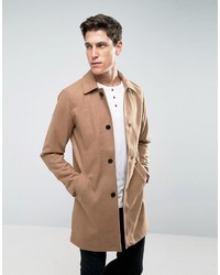 Jack and Jones Jack Jones Wool Overcoat