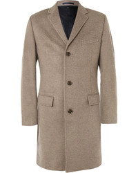 J.Crew Slim Fit Wool And Cashmere Blend Overcoat