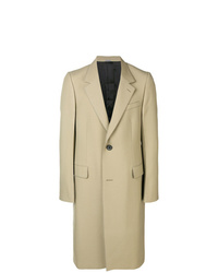 Lanvin Tailored Single Breasted Coat