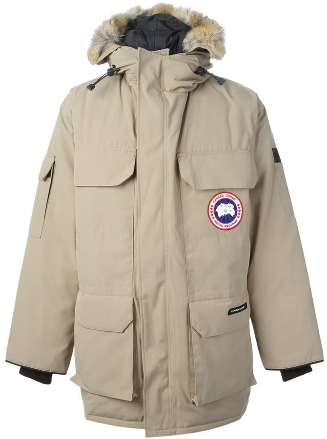 canada goose expedition parka mens xl