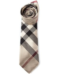 Burberry London House Check Tie