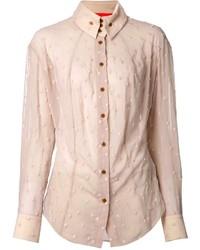 Red label camicia blouse medium 213044