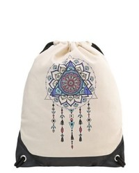 Rucksack cream medium 4109157