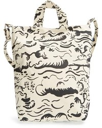 Duck bag canvas tote medium 212836