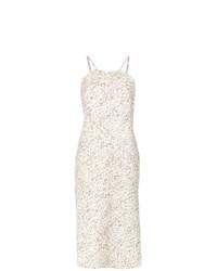 Andrea Marques Printed Midi Dress Unavailable