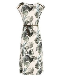 Expresso Sunshine Jersey Dress Khaki