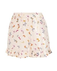 Vmbutterfly shorts buttercream medium 3934568