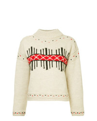 Isabel Marant Chunky Knit Jumper Unavailable