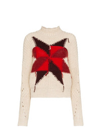Isabel Marant Hanoi Knitted Wool Jumper