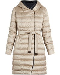 Beige puffer coat original 10109776