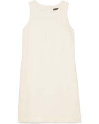 J.Crew Franco Linen Mini Dress
